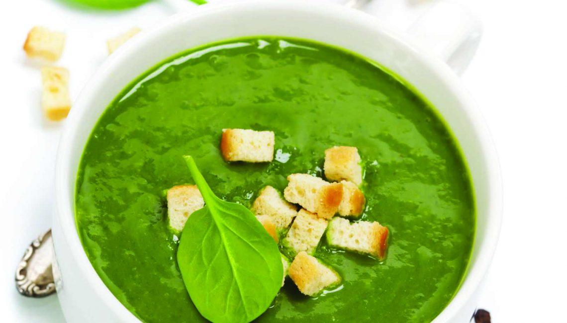 Lembre-se da sopa de legumes